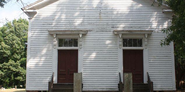 Ruff Chapel's Bell
