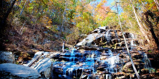 Oconee District Sumter National Forest Falls