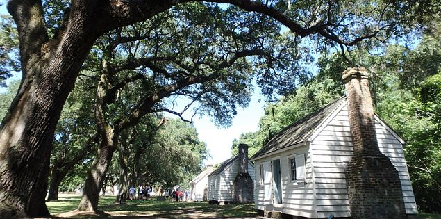 McCleod Plantation is a Gullah/ Geechee heritage site