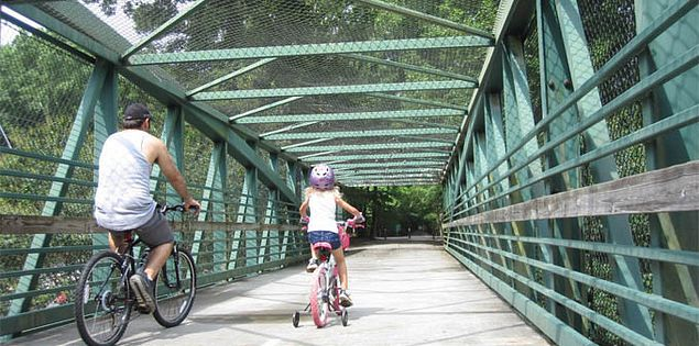 North Augusta Greeneway Trail