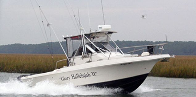 Captain Eddie's Fishing Charters And Sightseeing Cruises