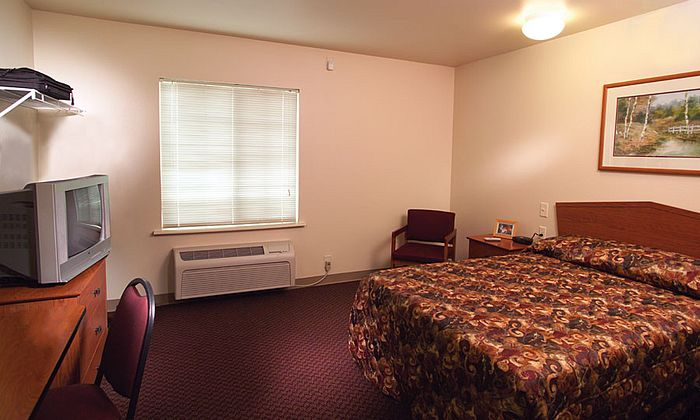 WoodSpring Suites-Charleston Airport