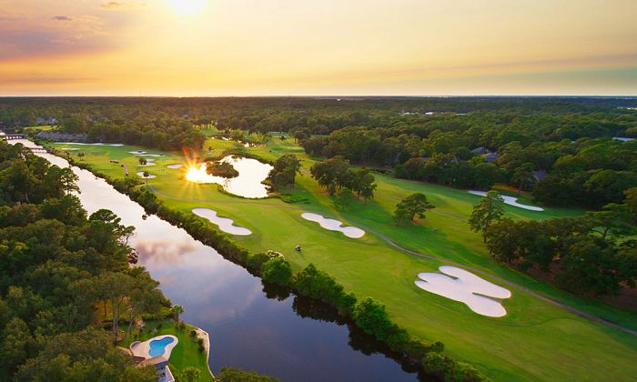 Palmetto Dunes Resort  - George Fazio Course