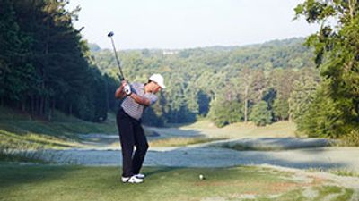 Scenic Upstate Offers Golf With a View