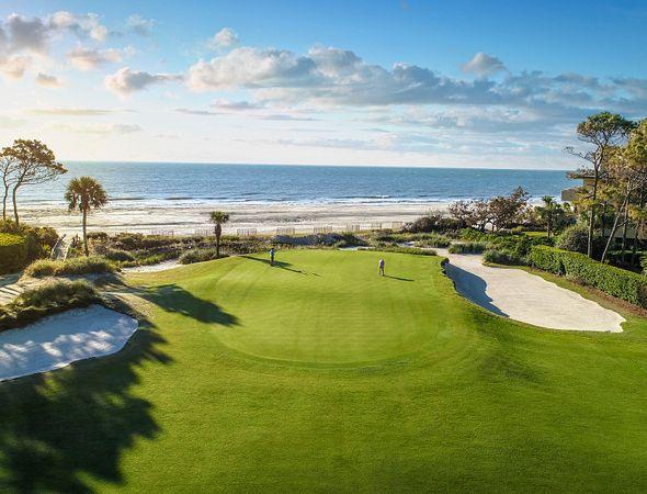 South Carolina Coastal Golf Course