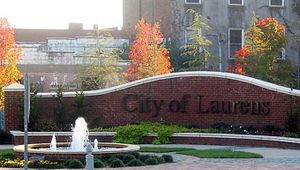City of Laurens
