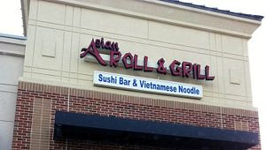 Asian Roll & Grill