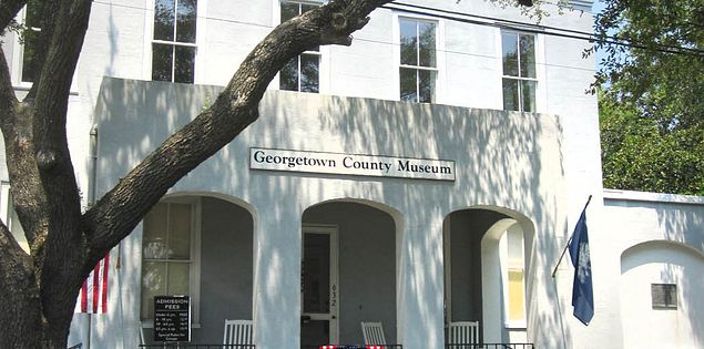 Visit the Georgetown County Museum