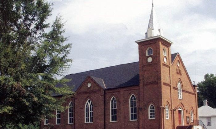 St. James A.M.E. Church