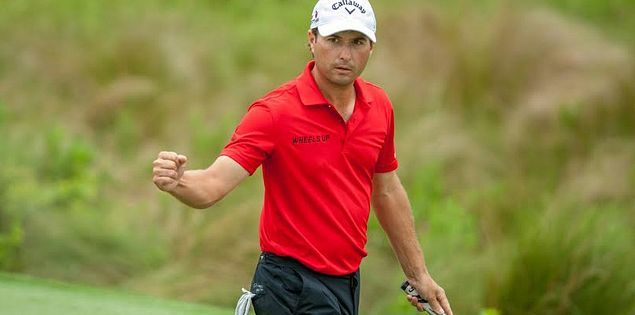 Kevin Kisner's enjoys playing at golf courses in Aiken, SC.
