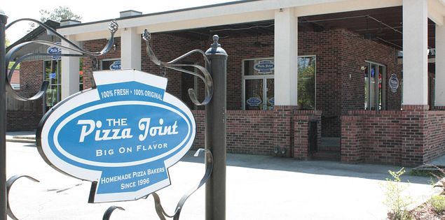 Try The Pizza Joint in Aiken.