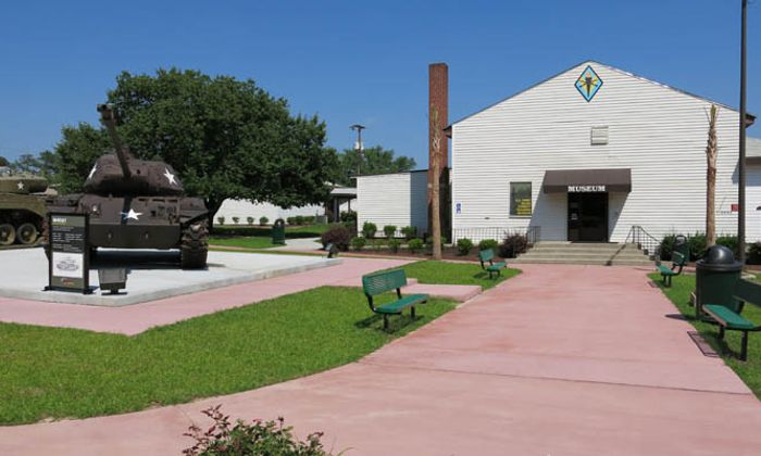 US Army Basic Combat Training Museum