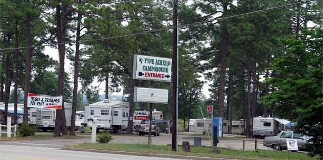 Pine Acres Campground
