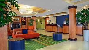 Fairfield Inn & Suites Northeast Columbia