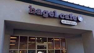 The Bagel Cafe of Litchfield