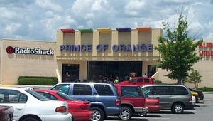 Prince Of Orange Mall