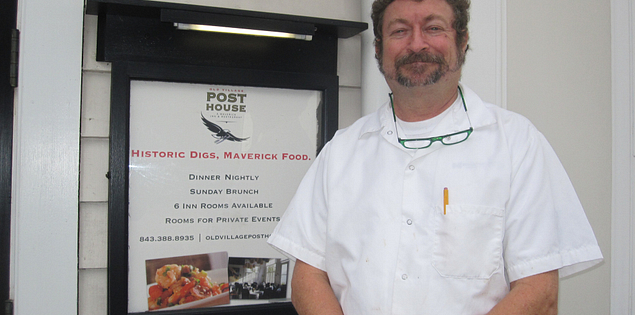 South Carolina Chef Frank Lee of Southern Maverick Kitche​ns