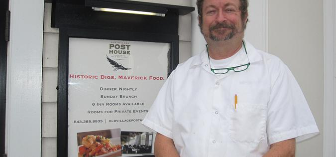 South Carolina Chef Frank Lee of Southern Maverick Kitchens