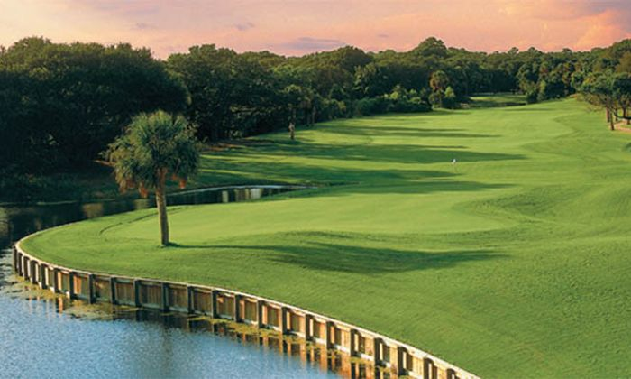 Seabrook Island Club - Crooked Oaks Course