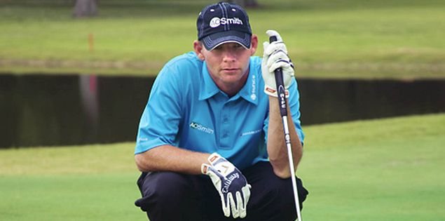 Bishopville native Tommy Gainey golfing in South Carolina