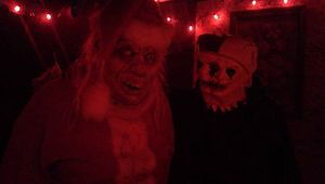 Lake Robinson Rescue Squad Haunted House
