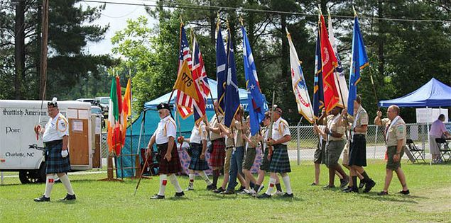 Clover Scottish Games