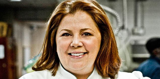 South Carolina's Chef Michelle Weaver of Charleston Grill at the Charleston Place Hotel