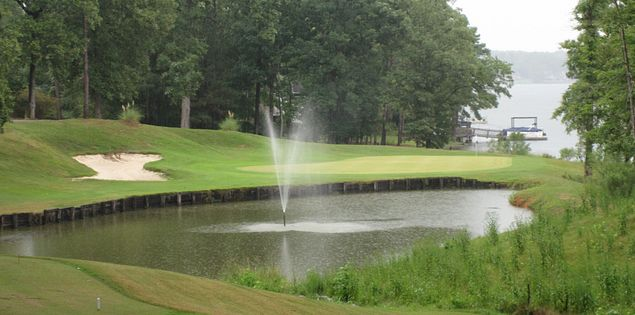 Timberlake Golf Club Chapin