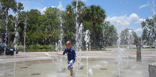 Check out Coligny Beach Park in South Carolina's Lowcountry.