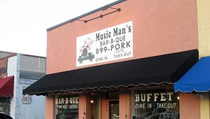 Music Man's Bar-B-Que