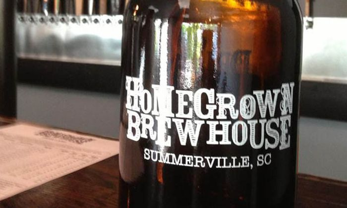 Homegrown Brewhouse