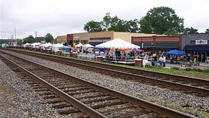 Central Railroad Festival