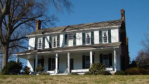 James Dunklin House