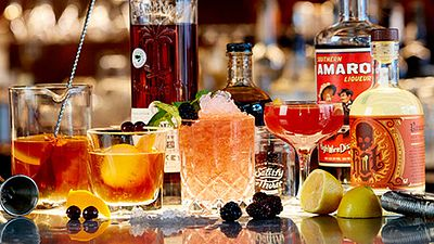 Cocktail recipes satisfy your thirst