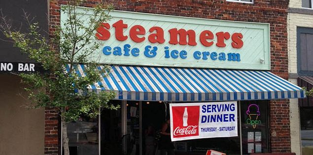Steamers Cafe