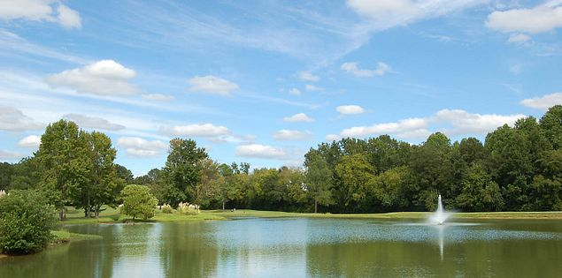 Hillcrest Golf Club near South Carolina State University