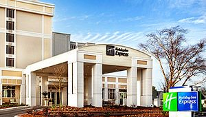 HOLIDAY INN EXPRESS Charleston Downtown-Ashley River