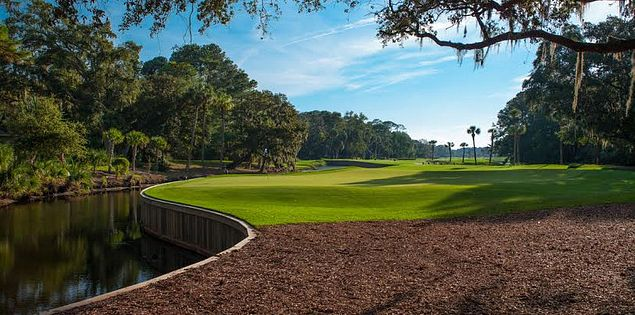 Sea pines golf hilton head