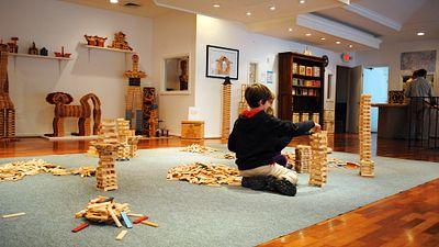 Visit Tom's Toys in Charleston