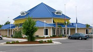 The Myrtle Beach Official Welcome Center