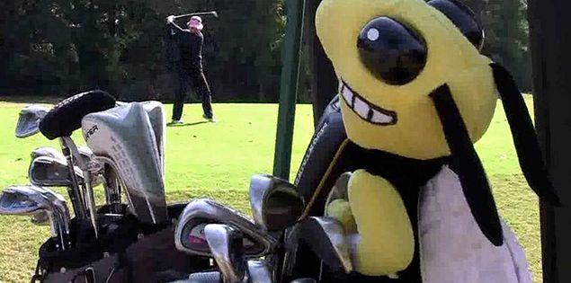 Teeing off at South Carolina's Charleston National Golf Club