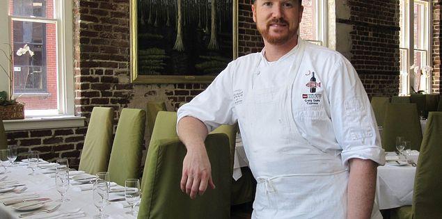 South Carolina's Chef Craig Deihl of Cypress