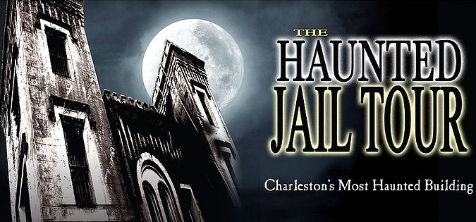 Bulldog Tours' nighttime tour of Charleston's Old City Jail