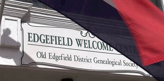 South Carolina's Old Edgefield