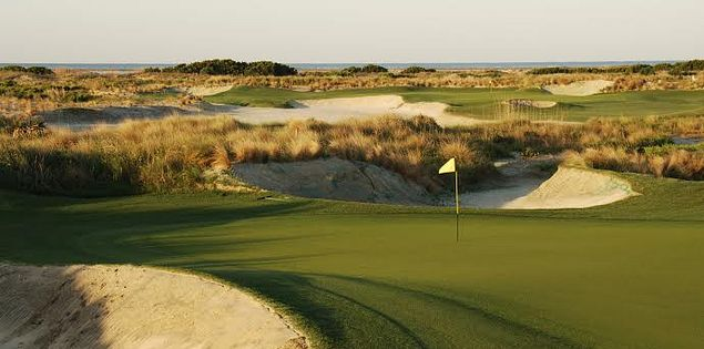 Play a round on one of the Lowcountry's best courses, Kiawah Island's Ocean Course.