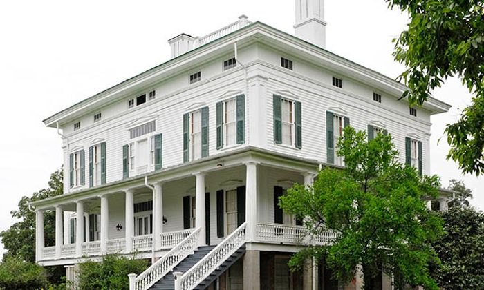 Redcliffe Plantation House Museum