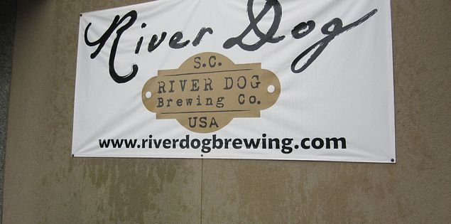 Visit River Dog Brewing Co. in South Carolina for an off-the-beaten-path, local and delicious experience.