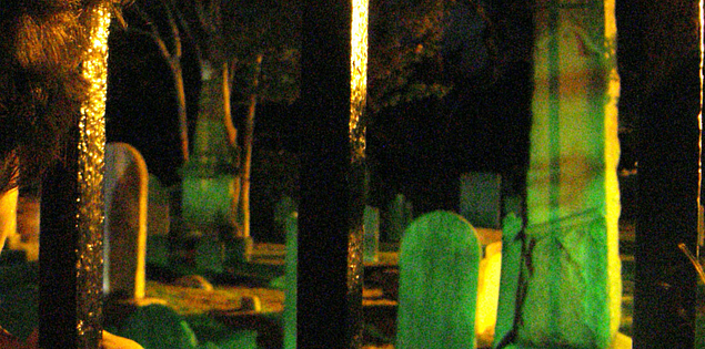 South Carolina graveyard at Circular Congregational Church in Charleston