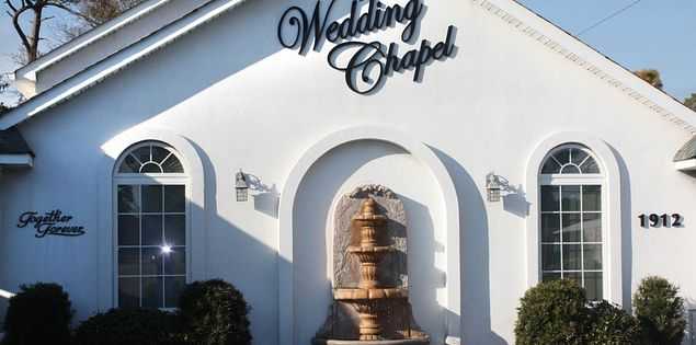 South Carolina's Together Forever Wedding Chapel in North Myrtle Beach