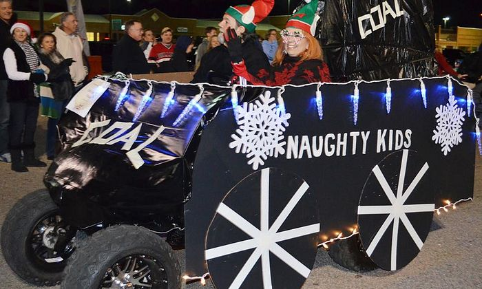 City of North Myrtle Beach Christmas Parade